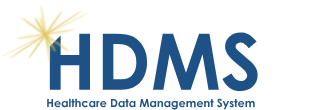 Healthcare Data Management System logo
